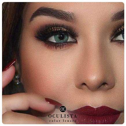 Solotica Kleurlens Esmeralda 1