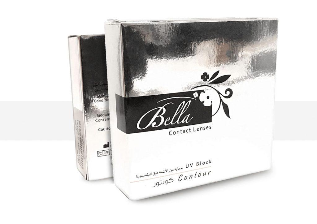 Oculista Kleurlenzen Bella 2